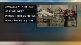 Instacart will deliver Costco