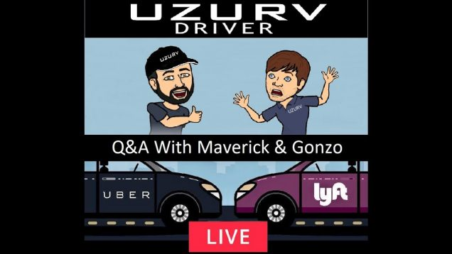 Q&A session with Maverick & Gonzo  July 7, 2017 edition
