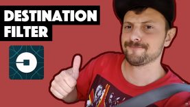 Uber Destination Filter – How Much I Made