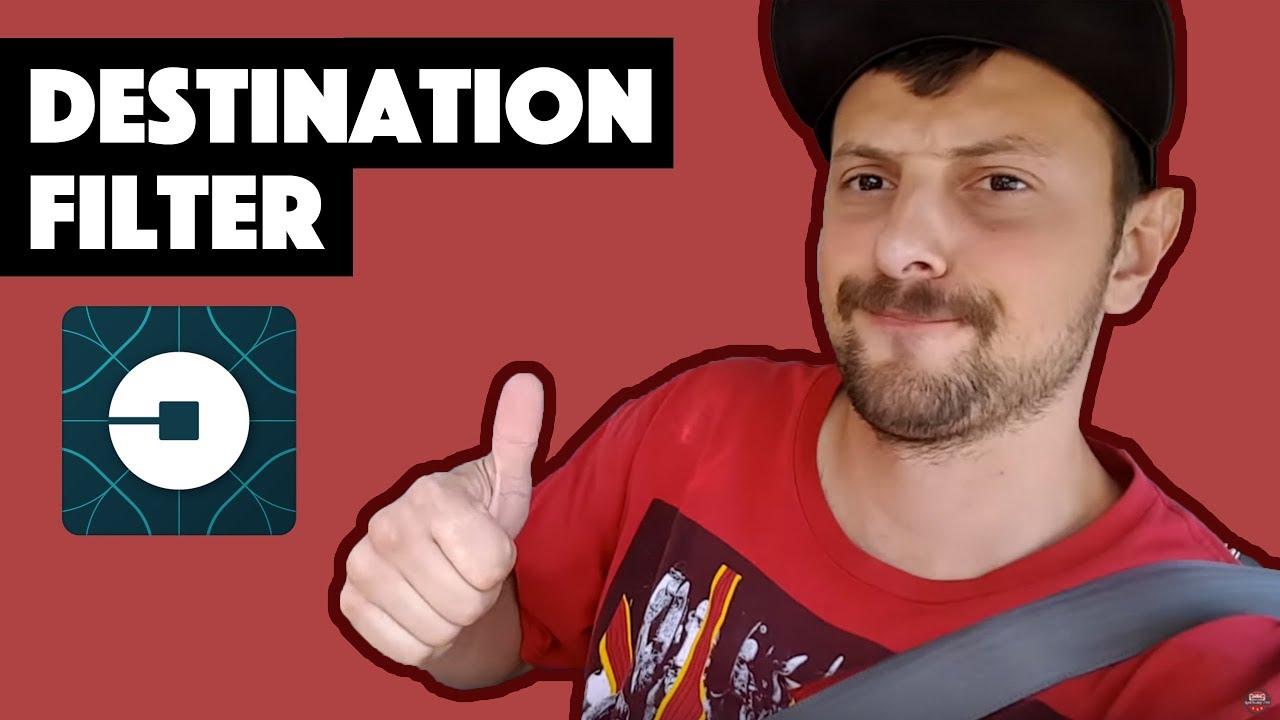 Uber Destination Filter – How Much I Made