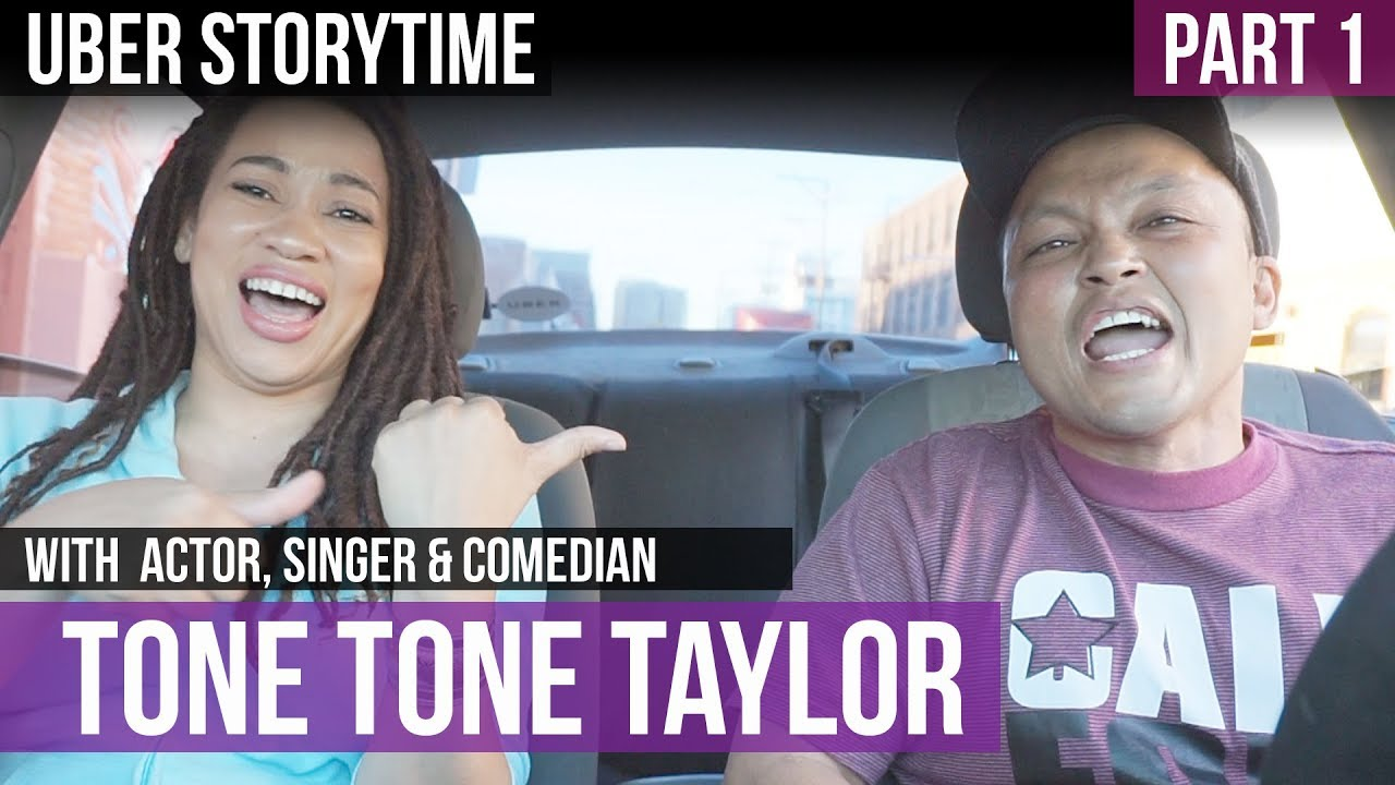 Uber Storytime: Car Karaoke with Anthony Tone Tone Taylor – Part 1