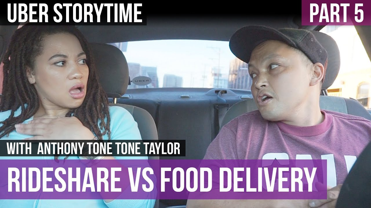 Uber Storytime: Rideshare vs. Food Delivery – Part 5