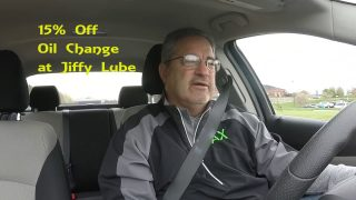 Uber/Lyft Drivers – Jiffy Lube Oil Change 15% Off