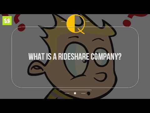 What Is A Rideshare Company?
