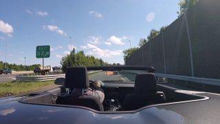 GoPro Hero Sessions 5 – Camaro Cruising