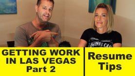 Las Vegas Jobs and Resume Tips