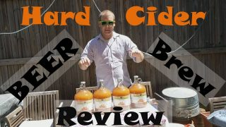 Making Hard Cider 4 Ways (Experiment) – Primary and Secondary Fermentation