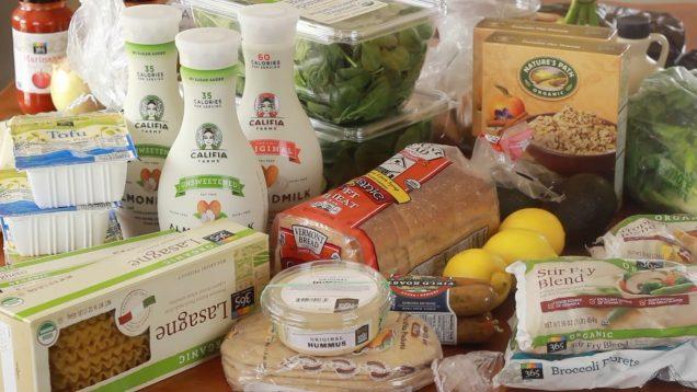 Vegan Family Grocery Haul   Brown Vegan
