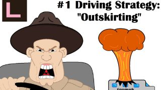 """#1 Uber Lyft Tip and Strategy: """"Outskirting"""""""
