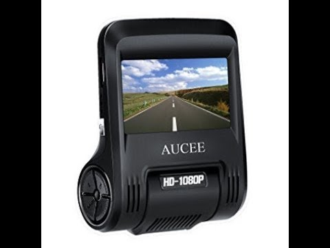 AUCEE 1080P Dashcam Review