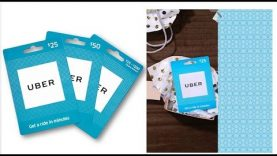 How to use Uber Credit as a Gift 2017 – GiftCardReviews