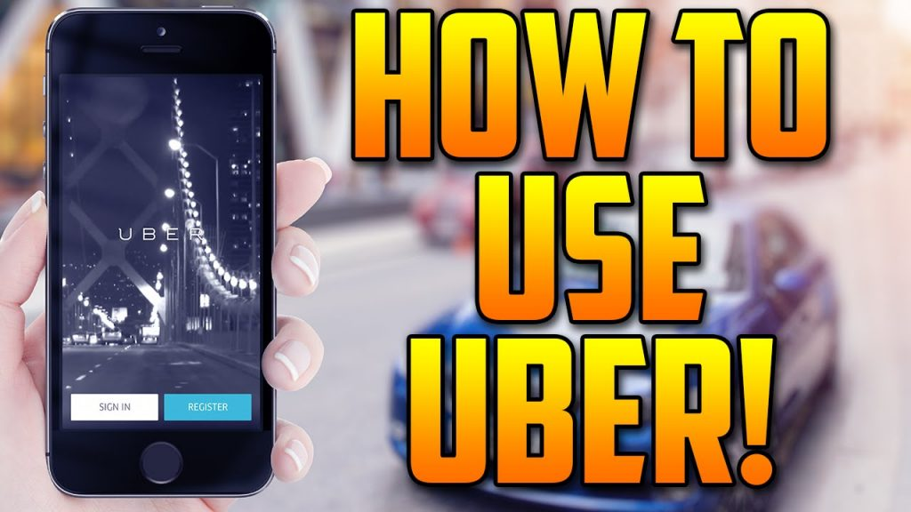 How To Use Uber For Riders!