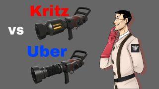 Kritz vs Uber & Medic Tips – TF2 (Commentary)