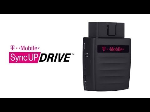 T-Mobile SyncUp Drive – GPS / WiFi / Mileage Tracker Review and Installation