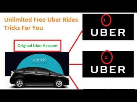 Uber UNLIMITED FREE RIDES promo code ( new ) 2017