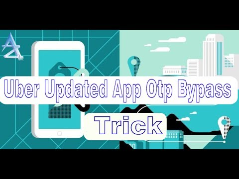 Uber Updated App Otp Bypass Trick