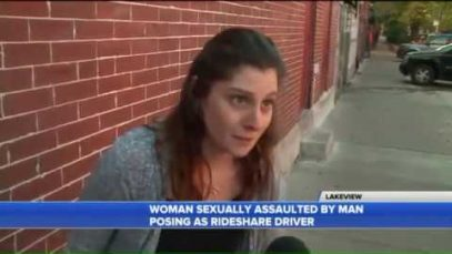 Woman Assaulted By Man Posing As UBER LYFT Ride Share Driver