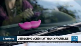 Business Report: Lyft may be in better financial position than Uber