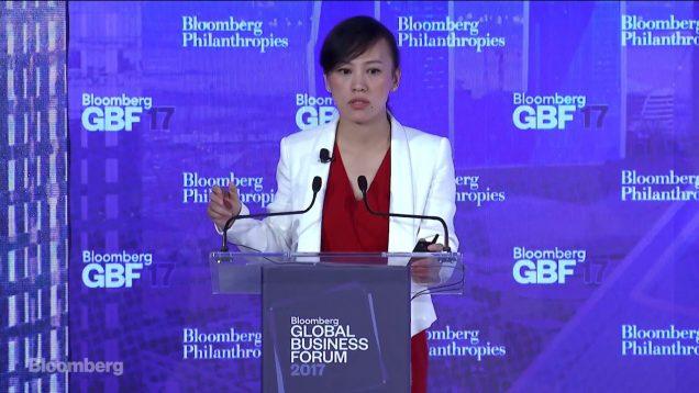 Didi Chuxing Jean Liu on The Future of Cities