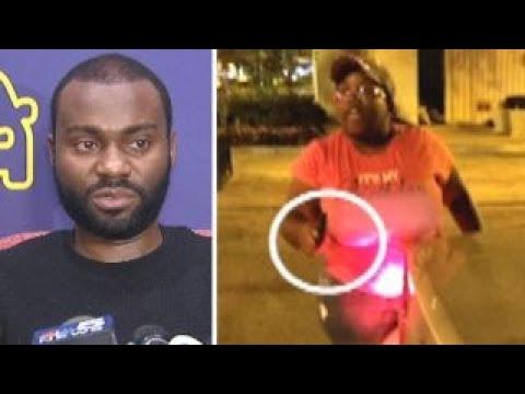Lyft driver allegedly pulls gun on customer