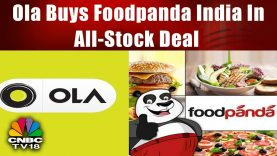 Ola Buys Foodpanda India In All-Stock Deal | Big Startup Deal | CNBC TV18