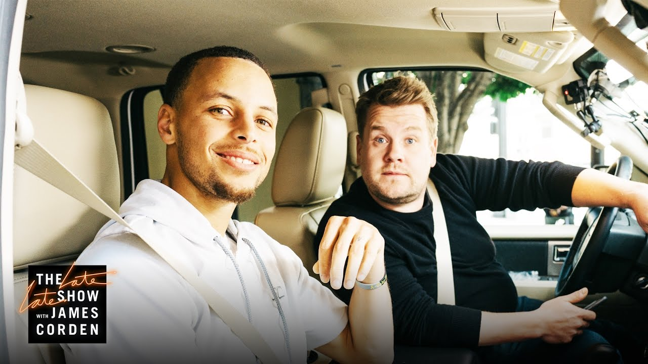 Stephen Curry Has a New Life Coach