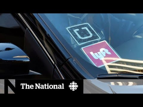 Uber, Lyft begin competition in Canada