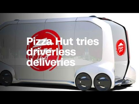 Pizza Hut is partnering with Toyota for self-driving deli…