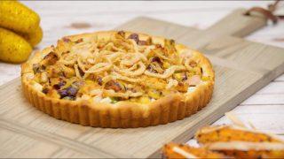 Shipt Recipes for Dinner: Thanksgiving Pizza